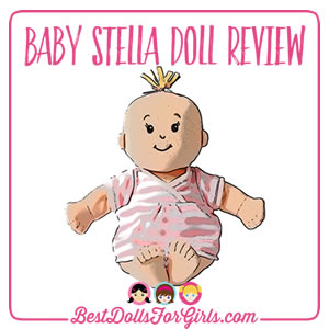 Baby Stella Doll Review