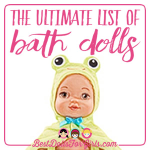 Bath Time Baby Dolls
