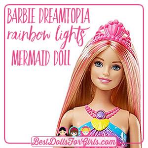 Read Now: Barbie Rainbow Lights Mermaid Doll