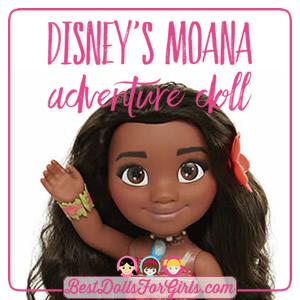 Read: Disney's Moana Adventure Doll